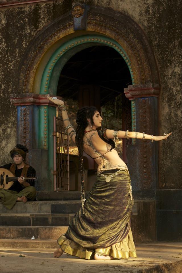 shakti temple dance